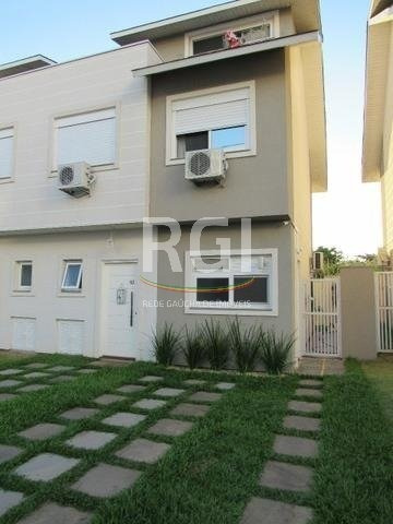 Casa Em Harmonia Com 4 Dormitórios - Ot6126