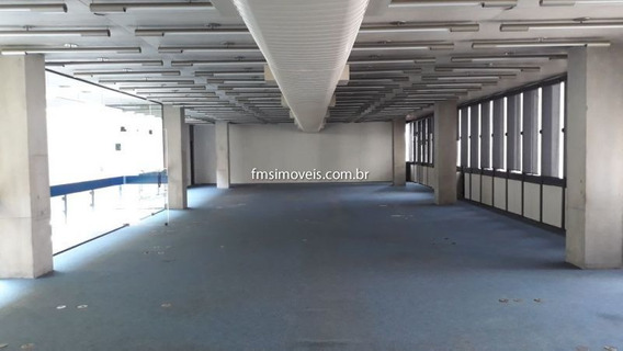 Prédio Inteiro Para Para Alugar Com 2215 M2 No Bairro Ch Sto Antonio, São Paulo - Sp - Cps385