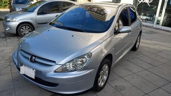 Peugeot 307 Xs Premium 5 Ptas. Cuero Full