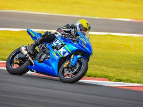 Suzuky Srad 750cc Moto De Pista (nf Leilão)