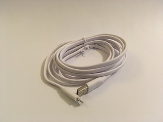 Cable Carga Rapida 2 Metros Plano iPhone Largo Nuevo Celular
