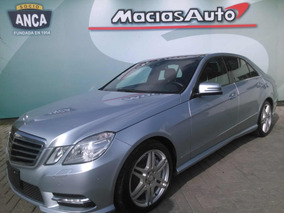 Mercedes-benz Clase E 4.7 500 Cgi Guard Mt 2013