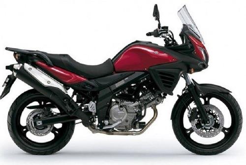 Suzuki Vstrom 650 2018 C/ Acessórios