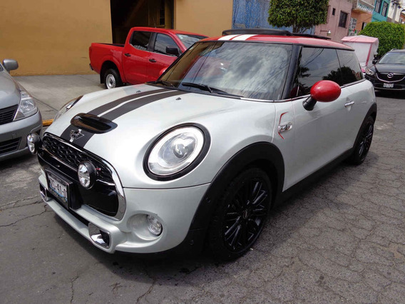 Mini Cooper 2017 3p S Hot Chili L4/2.0/t Man