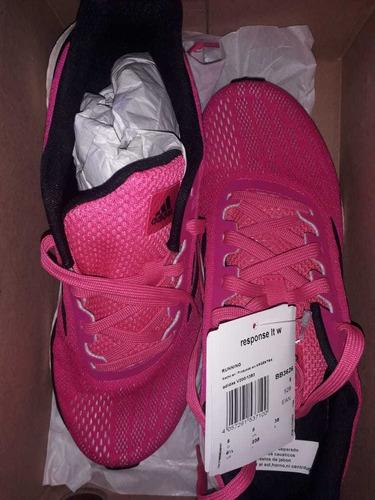 Repegar esconder Percepción  Zapatillas Running adidas Response Boost Mujer | Mercado Libre