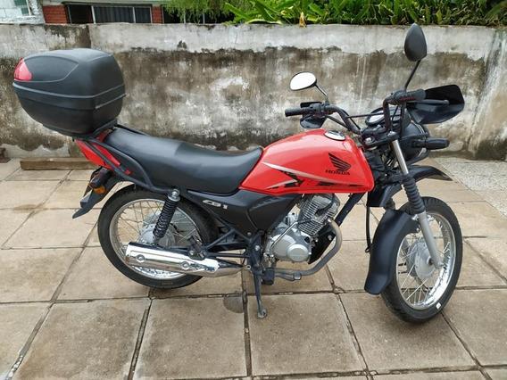 Honda Cb1 Tuf Roja