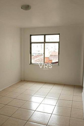 Apartamento Com 2 Dormitórios À Venda, 60 M² Por R$ 375.000,00 - Várzea - Teresópolis/rj - Ap0369