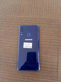 Celular Samsung Galaxy A 20s Azul