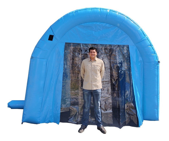 Tunel Inflable Sanitizante - Profesional 3 X 1.5m