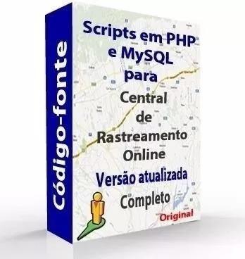 Sistema Central De Rastreamento Veicular Php Script Completo