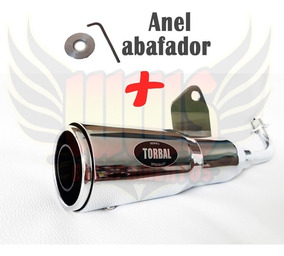 Kit 2 Torbal Nano Baby 1 Cromo + 1 Preto Titan Fan + Abaf