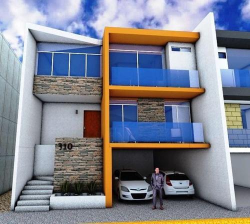 Imagen 1 de 2 de Casa Nueva En Venta  En Contry Sur Al Sur De Monterrey (aah)