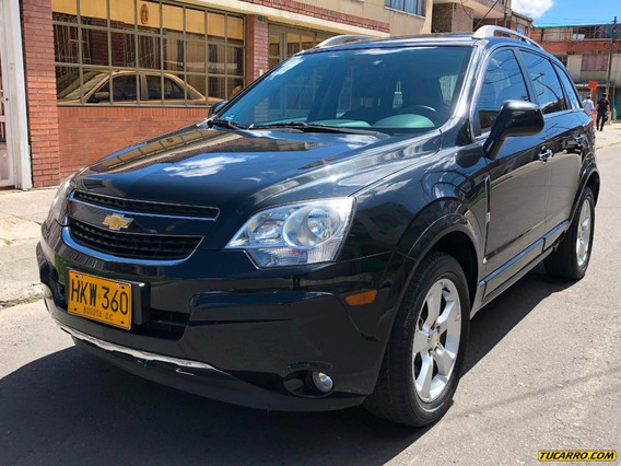 Chevrolet Captiva Sport Ltz 3000cc At 4x4 Aa Abs
