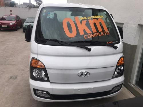 Hyundai Hr 2021 2.5 Hd Cab. Curta S/ Carroceria