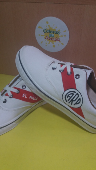 Zapatilla River Plate