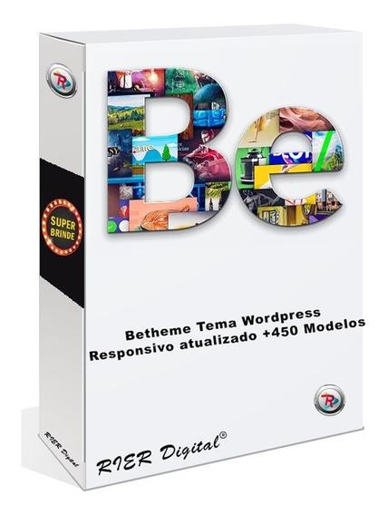 Betheme Tema Wordpress Responsivo Atualizado +450 Modelos
