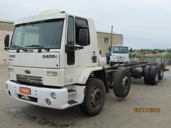 Ford Cargo 2428 8x2 Bitruck