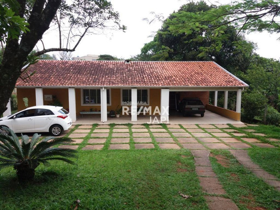 Chácara Com 3 Dormitórios À Venda, 3561 M² Por R$ 550.000,00 - Parque Centenário - Jundiaí/sp - Ch0117