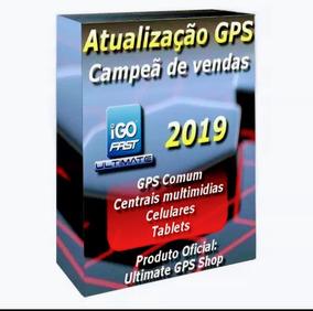 Atualização Gps 2019 Igo Ultima Versão Serve Em Todos Gps