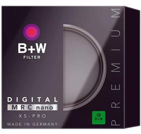 Filtro Uv B+w Xs-pro Mrc-nano 58mm (germany) - Top, O Melhor
