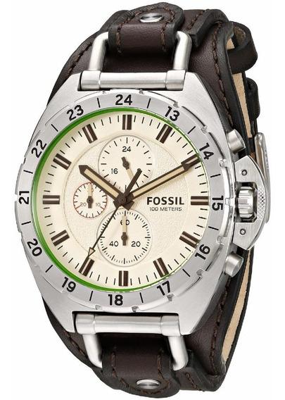 Relógio Fossil Masculino Ch3004 Original