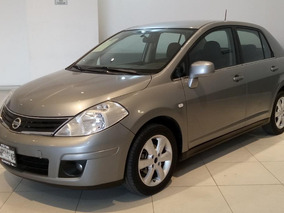 Nissan Tiida 2011 4p Sedan Emotion Aut A/a Ee Cd B/a