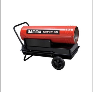 Calefactor Cañon Turbina Gamma Gryp 40