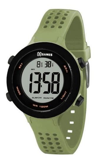 Relógio X-game Esportivo Xxppd070 Bxex Feminino Ou Infantil