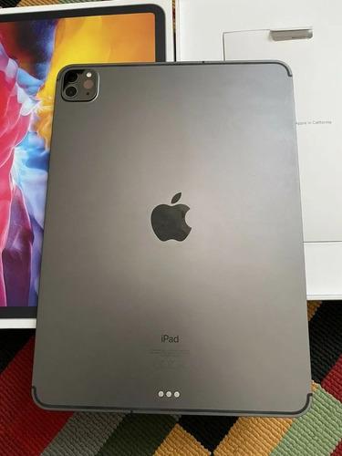 Apple iPad Pro 2020 4th Gen 11 256gb Wifi Y Celular Gris