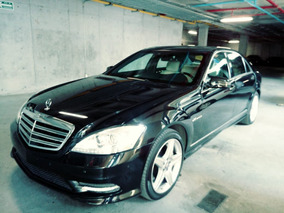 Mercedes-benz Clase S 6.065 Amg Biturbo At Blindado 4+