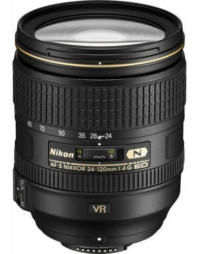 Imagen 1 de 4 de Objetivo Nikon Af S Nikkor 24 120 Mm F / 4g Ed Vr 2193