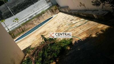 Casa Com 4 Dormitórios Para Alugar, 536 M² Por R$ 8.000/mês - Piatã - Salvador/ba - Ca0241