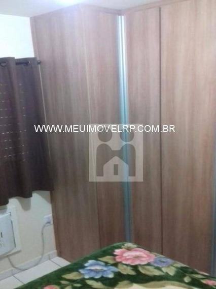Apartamento Residencial À Venda, Vila Pompéia, Ribeirão Preto - Ap0682. - Ap0682