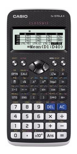 Calculadora Cientifica Fx 570 Lax Classwiz