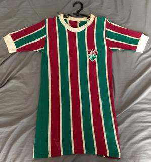 Camisa Fluminense 1975 1976 Original Da Época (raríssima)