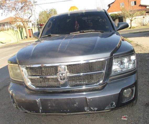 Dodge Dakota 2009 - 2014 En Desarme