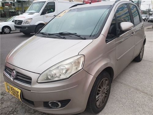 Fiat Idea 1.4 Mpi Attractive 8v Flex 4p Manual