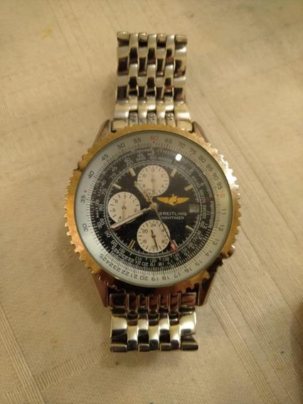 Relógio Breitling Navitimer 1884 Original Edição Limitada