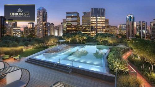 Apartamento Duplex Com 1 Dormitório À Venda, 115 M² Por R$ 2.380.391,00 - Vila Olímpia - São Paulo/sp - Ad0177