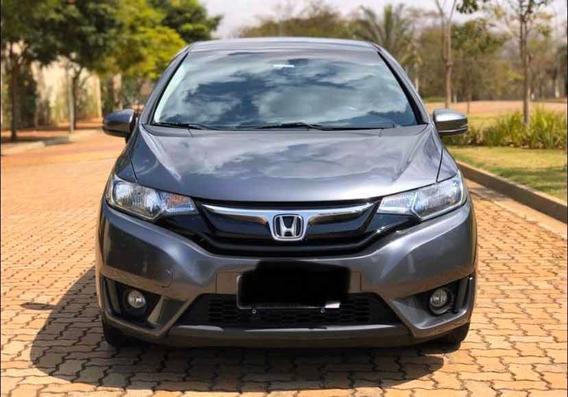 Honda Fit 1.5 Ex Flex Aut. 5p 2017
