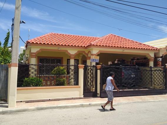 Vendo Casa 4 Habitación Y 3 Baños En San Juan. De La Maguana