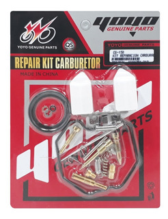 Kit Reparacion Carburador Motomel Cg 150 Rx 150 Rz - Yoyo