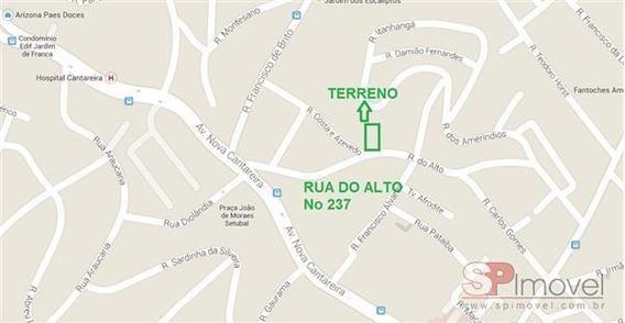 Terreno Para Venda Por R$1.100.000,00 - Jardim França, São Paulo / Sp - Bdi20397
