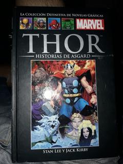 Libro Thor Historias De Asgard Stan Lee Y Jack Kirby Marvel