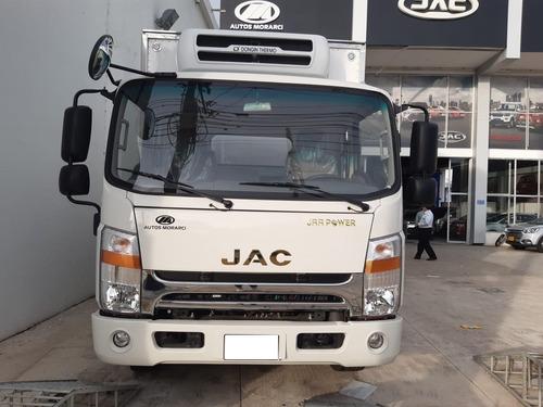 Camión Jac Jrr Cabina Y Media Power | Mod. 2022 - 0 Km