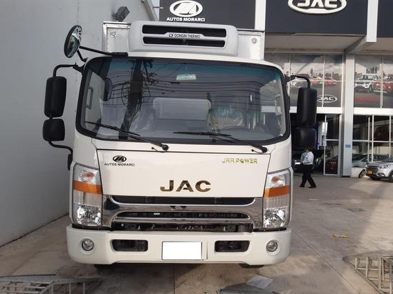 Camión Jac Jrr Cabina Y Media Power | Mod. 2021 - 0 Km