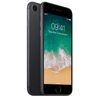 iPhone 7 Apple 32gb Preto Semi Novo !