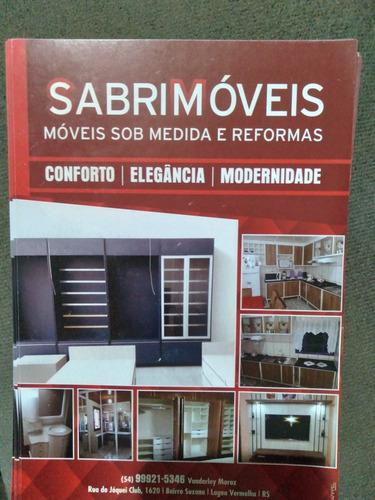 Imagem 1 de 5 de Móveis Sob Medida