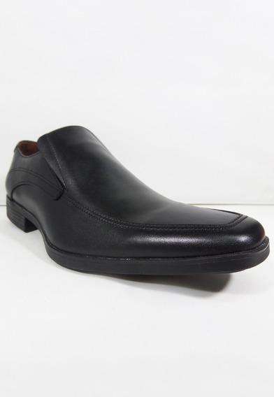 Zapatos De Vestir Sin Cordones Negros / Cuero / Darmaz