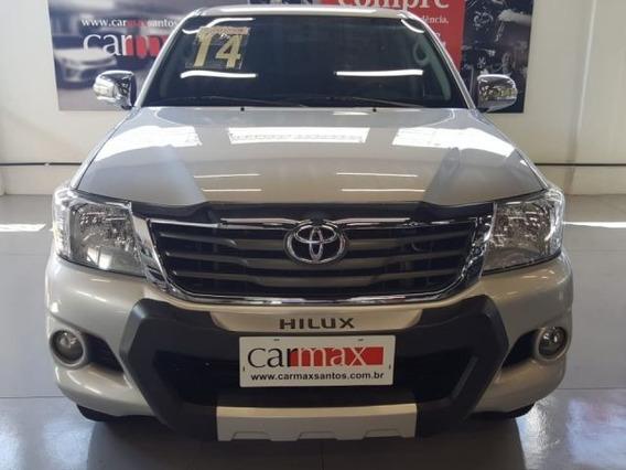 Toyota Hilux Sr At 4x2 Cabine Dupla 2.7l 16v Dohc, Foe1515